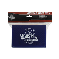 Monster Protectors Double Deck Box - Blue